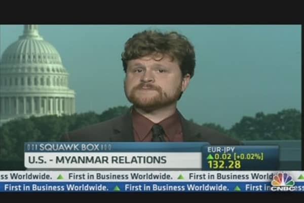 Myanmar Needs To Work on Investment Framework: US-ASEAN Business Council
