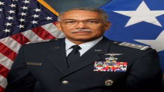 Maj. Gen. Chuck Carr, CAP National Commander