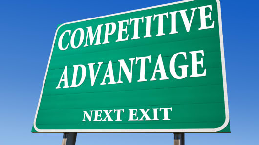 Top States road sign business competition