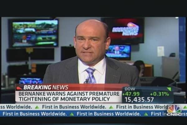 Will Bernanke Continue Along Same Path?