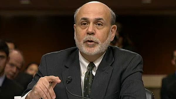Fed Chairman Bernanke Opening Statement