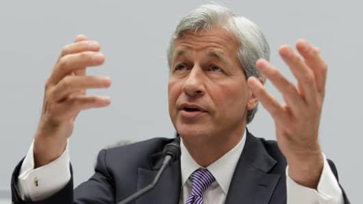 JPMorgan's Jamie Dimon