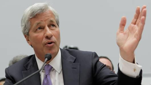 Jamie Dimon, CEO of JPMorgan Chase & Co.