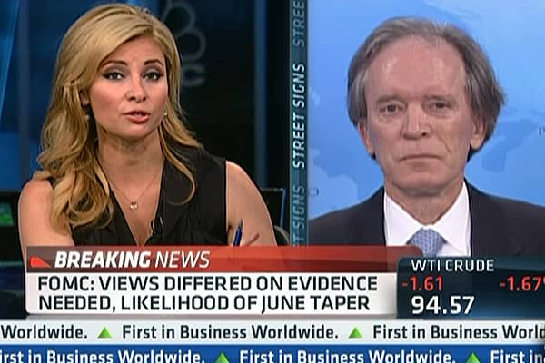 Pimco's Gross: Fed Likely to Start Tapering in September