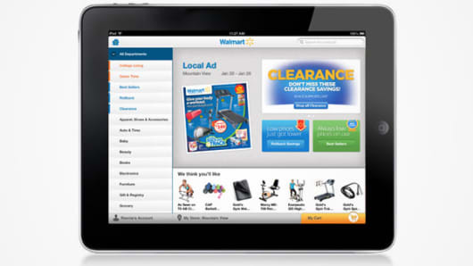 Wal-Mart Puts Its Faith in Big Data for Mobile Strategy