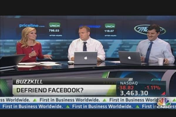 Why It Might Be Time to 'Defriend' Facebook