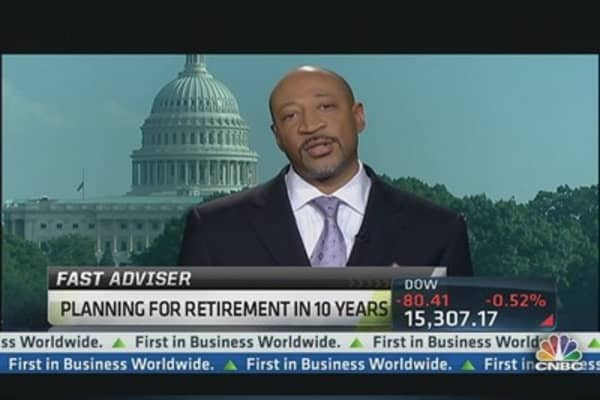 Fast Adviser: Planning For Retirement In 10 Years