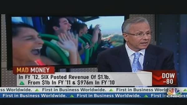 Six Flags CEO: Margins Are Highest In Industry