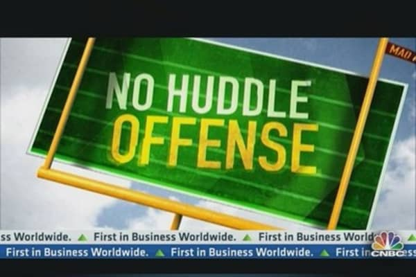 No Huddle Offense: Whole Foods Headed Higher?