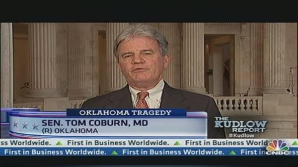 Sen. Coburn: We'll Recovery, We'll Rebuild