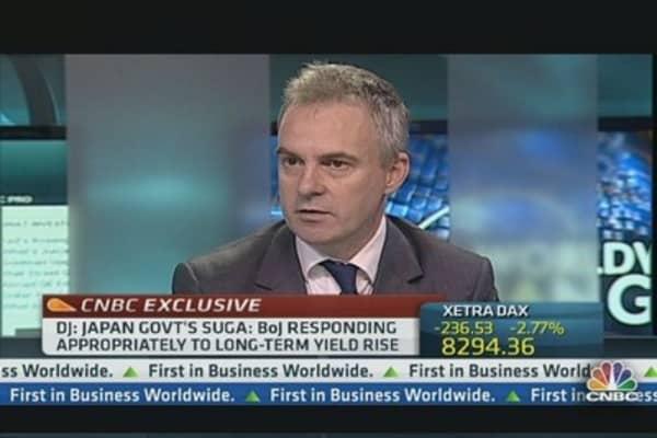 Japan in Big 'Monetary Experiment': BoE Member