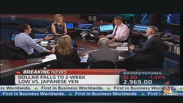 Global Markets Slump
