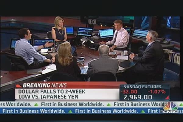 Global Markets Slump
