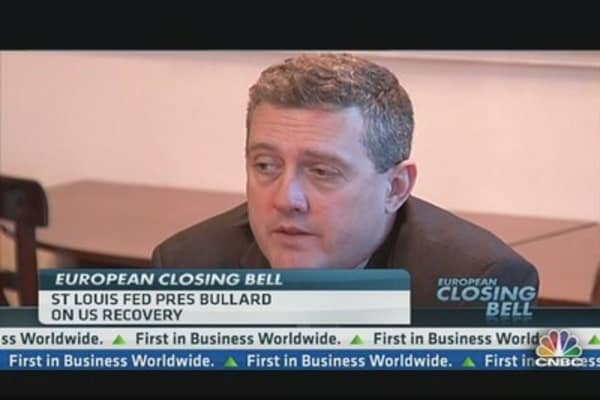 We've Done a Good Job on Inflation: Fed's Bullard