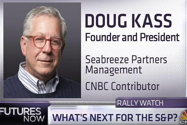 Doug Kass Takes on Goldman