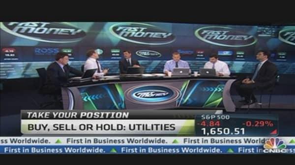 Utilities Selloff 'Healthy': Josh Brown