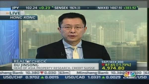 China Property: Growth Momentum!