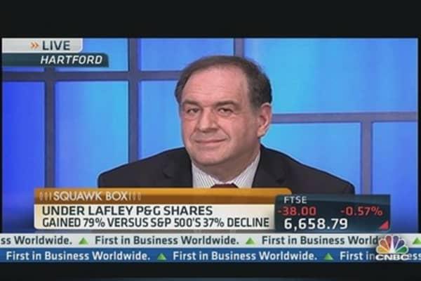 Lafley Back at P&G