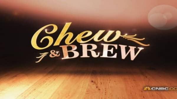 Chew & Brew: Bacon & Beer. Mmmmm