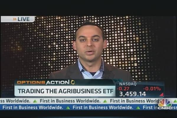 Can Agriculture Stocks Grow?