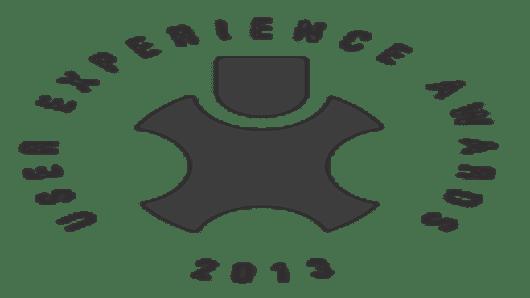 UX Awards 2013 Logo