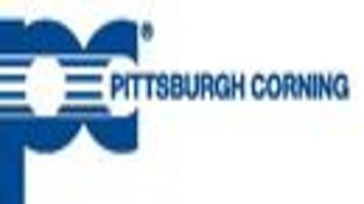 Pittsburgh Corning Logo