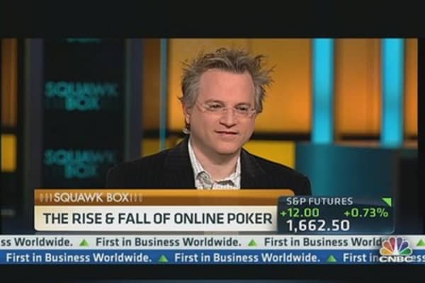 The Rise & Fall of Absolute Poker