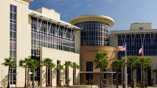 Galveston County Justice Center, Texas