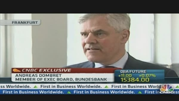 Banks Need a Certain Level of Earnings: German Central Banker