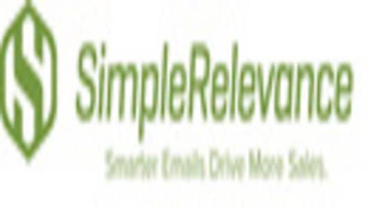 SimpleRelevance Logo