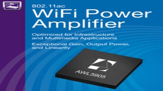 802.11ac WiFi Power Amplifier