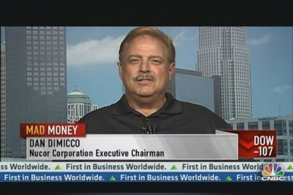Nucor's DiMicco on Fracking and Nat Gas Exports