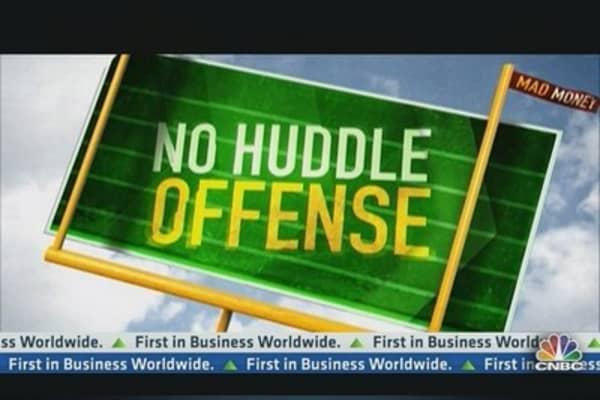 No Huddle Offense: Short Procter & Gamble?
