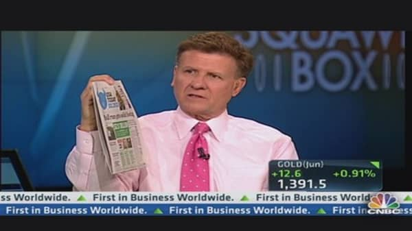 Kernen Rant! Thanks USA Today