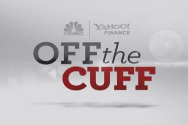 Off  the Cuff: Brian Boitano