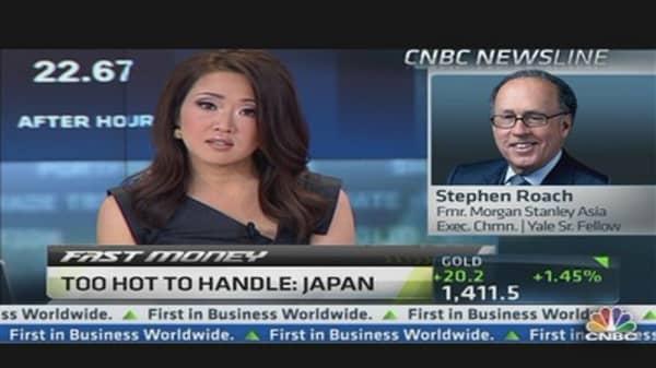 Japan Expert Warns of Investment Risk
