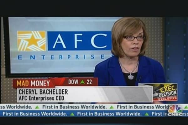 AFC CEO: Social Media Is Where the Brand Lives