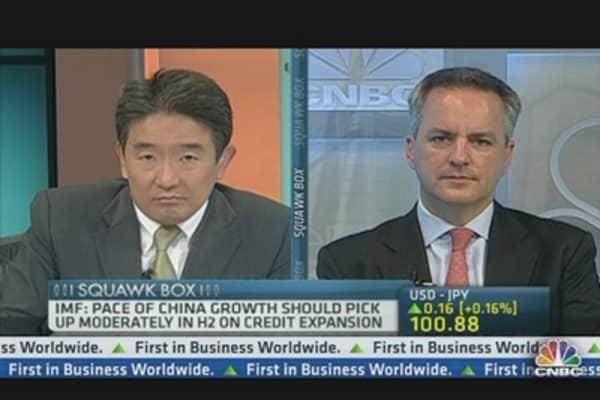 China Shares a 'Stock Pickers Market'