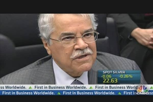 'I'm Not Concerned': Saudi Oil Minister