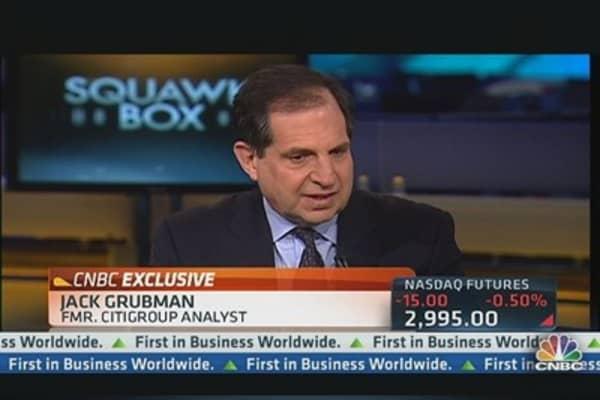 Grubman Raises Red Flag on DISH-Sprint Deal