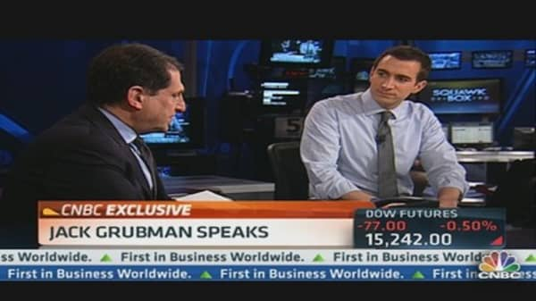 Wall St. Research Changed in 'Form but not Substance': Grubman