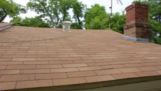 SNAP Grant Helps Homeowner Replace Roof