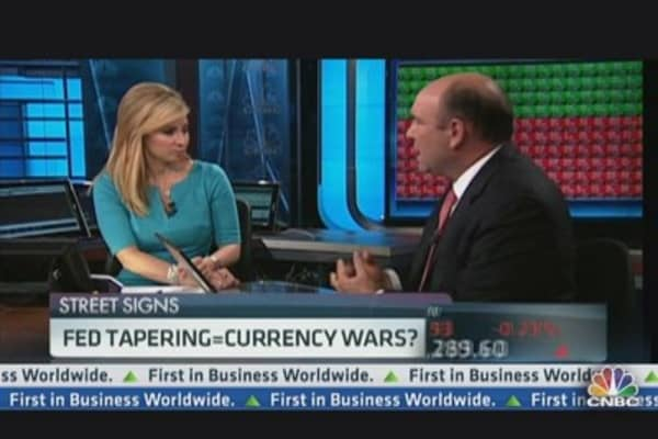 Currency War Coming?