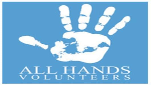 All Hands Volunteers logo