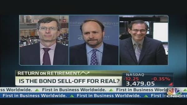 Is the Bond Sell-Off For Real?