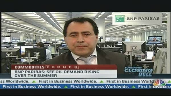 Oil Prices to Move Higher: Pro