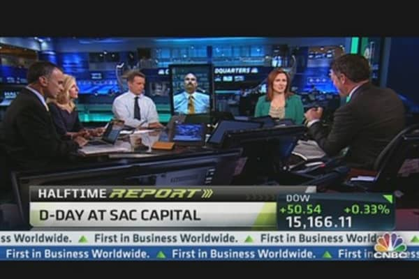 SAC Capital's Redemption D-Day