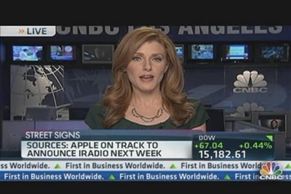 Apple's iRadio vs. Pandora