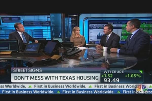 Spring Housing Boom