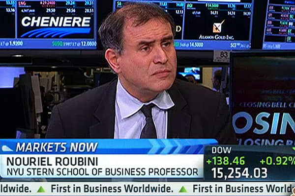 Roubini: Stock Rally Will Continue Until ...